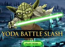 Lupte cu Yoda