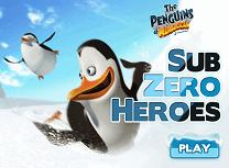 Madagascar - Sub Zero Heroes