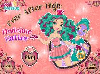 Madeline Hatter la Spa