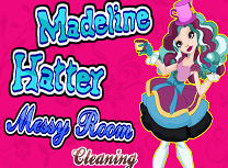 Madeline Hatter Face Curatenie