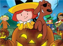 Madeline Puzzle de Halloween