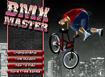 Maestru la BMX