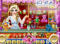 Magazinul Printesei Elsa