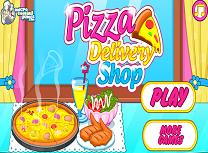 Magazinul de Livrat Pizza