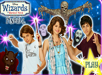 Magicienii din Waverly Place Pinball