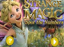 Magie Stranie Numere Ascunse