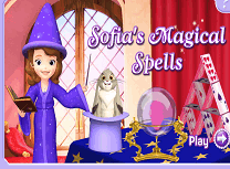 Magie cu Sofia Intai
