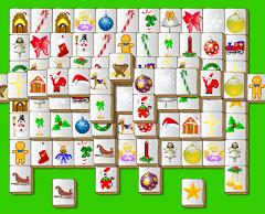 Mahjong de Craciun