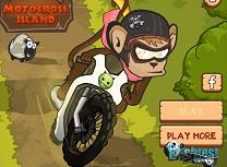 Maimuta cu Motocicleta