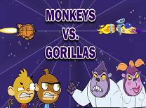 Maimute Vs Gorile