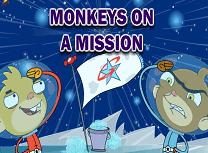 Maimute in Misiune
