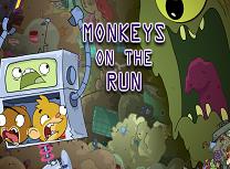 Maimute pe Fuga