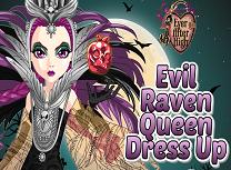 Malefica Raven Queen