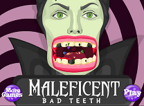Maleficent Probleme Dentare