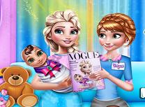 Mamica Elsa Interviu Pentru Vogue