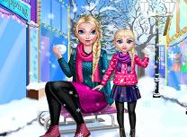 Mamica Elsa Zi de Iarna