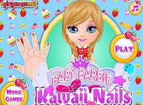 Manichiura Pentru Micuta Barbie
