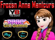 Manichiura Pentru Printesa Anna