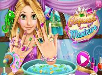 Manichiura Pentru Rapunzel
