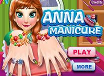 Manichiura Printesei Anna