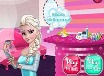 Manichiura Printesei Elsa