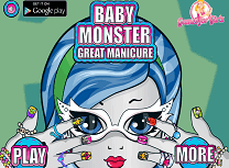 Manichiurile Monster High