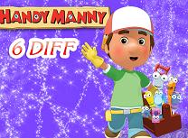 Manny Iscusitul Diferente