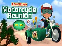 Manny Iscusitul cu Motocicleta