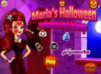 Maria Pregatiri de Halloween