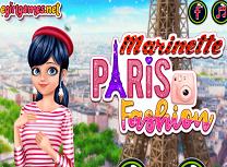 Marinette si Moda de la Paris