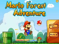 Mario Aventura in Padure