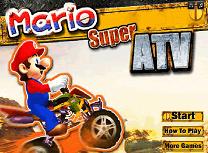 Mario Cursa cu Atv