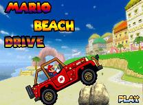 Mario Curse pe Plaja