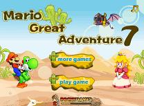 Mario Marea Aventura 7