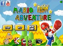 Mario Noua Aventura