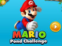 Mario Provocare in Iaz