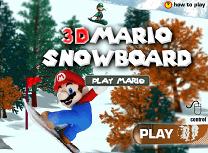 Mario Snowboard 3D