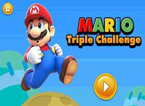 Mario Tripla Provocare