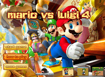 Mario Vs Luigi 4