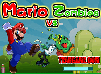 Mario Vs Zombi