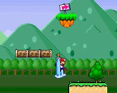 Mario cel Zburator