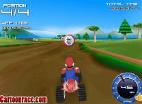 Mario cu Atv-ul 3D