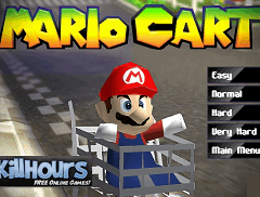 Mario cu Caruciorul 3D