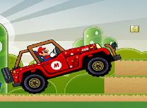 Mario cu Jeepul