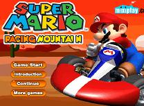 Mario cu Kartul pe Munte