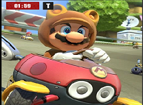 Mario cu Masina Diferente