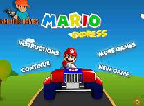 Mario cu Masina