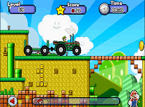 Mario cu Tractorul