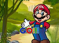 Mario in Deplasare