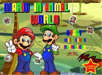 Mario in Lumea Animalelor